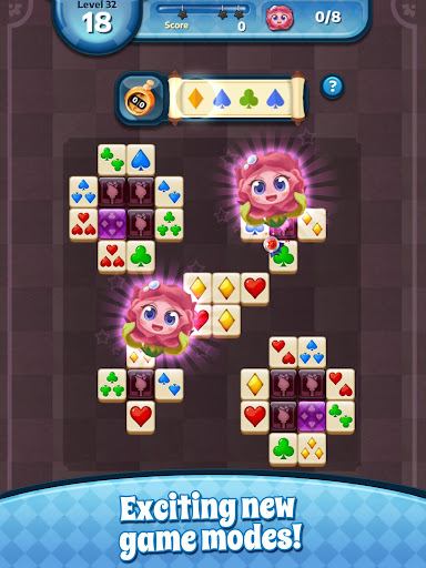 Mahjong Magic Fantasy : Onet Connect modavailable screenshots 16