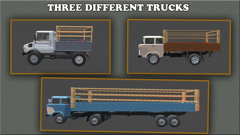 Off-Road Animal Transport Duty Screenshot