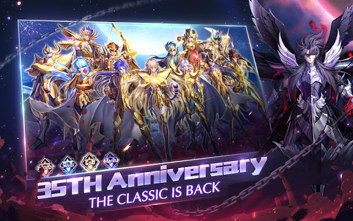 Saint Seiya Awakening: Knights of the Zodiac 1.6.45.36 screenshots 19