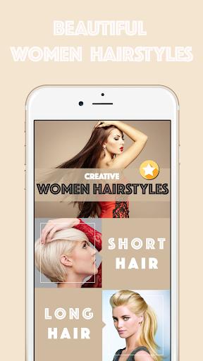Women Hairstyle - Haircut idea