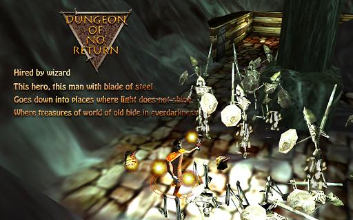 Dungeon Of No Return