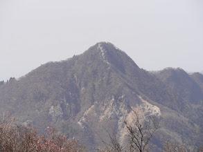 向う鎌ヶ岳