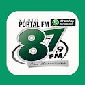 Radio Portal FM - Nova Crixas icon