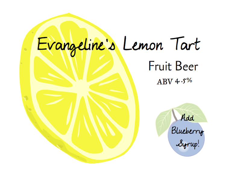 Logo of Sweet Taters Evangeline's Lemon Tart