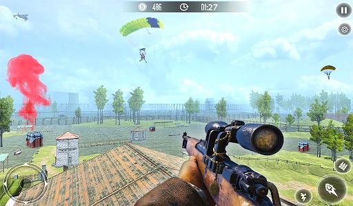 Call of Battle Killer - Fps Gun Shooting Strike  screenshots 8