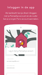 Parro- screenshot thumbnail