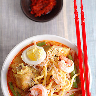 Curry Laksa/Curry Mee