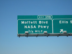 Photo: There should just be a NASA Parkway in every state...