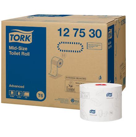 Toalettppr TorkAdvanced T6 27