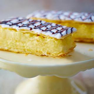 Custard Slice Recipe