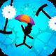 Download Stickman umbrella down For PC Windows and Mac