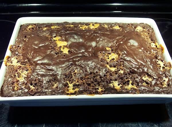 Toasted Marshmallow Chocolate Cake Recipe
