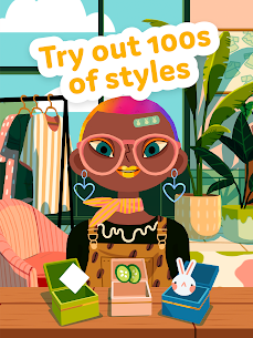 Toca Hair Salon 4 MOD (Purchased Paid Content) 3