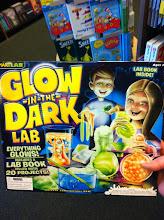 Photo: Glow in The Dark Lab