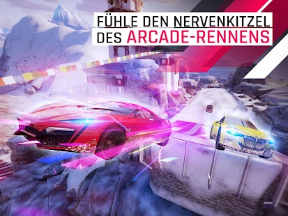 Asphalt 9: Legends - Neues Arcade Racing Spiel Screenshot