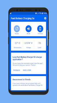 Quick & Fast Battery Charging 5x