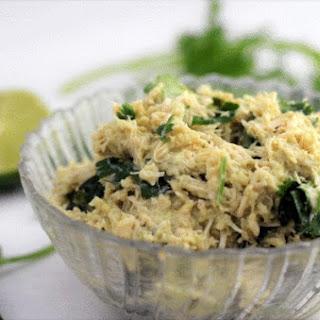 5 Minute Avocado Chicken Salad (Dairy-Free, No Mayo) Recipe