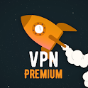 TURBO PREMIUM VPN PROXY – Unlimited Fast VPN icon