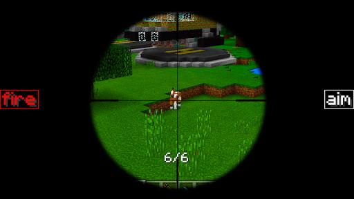 Laser gun mod for minecraft pe for PC