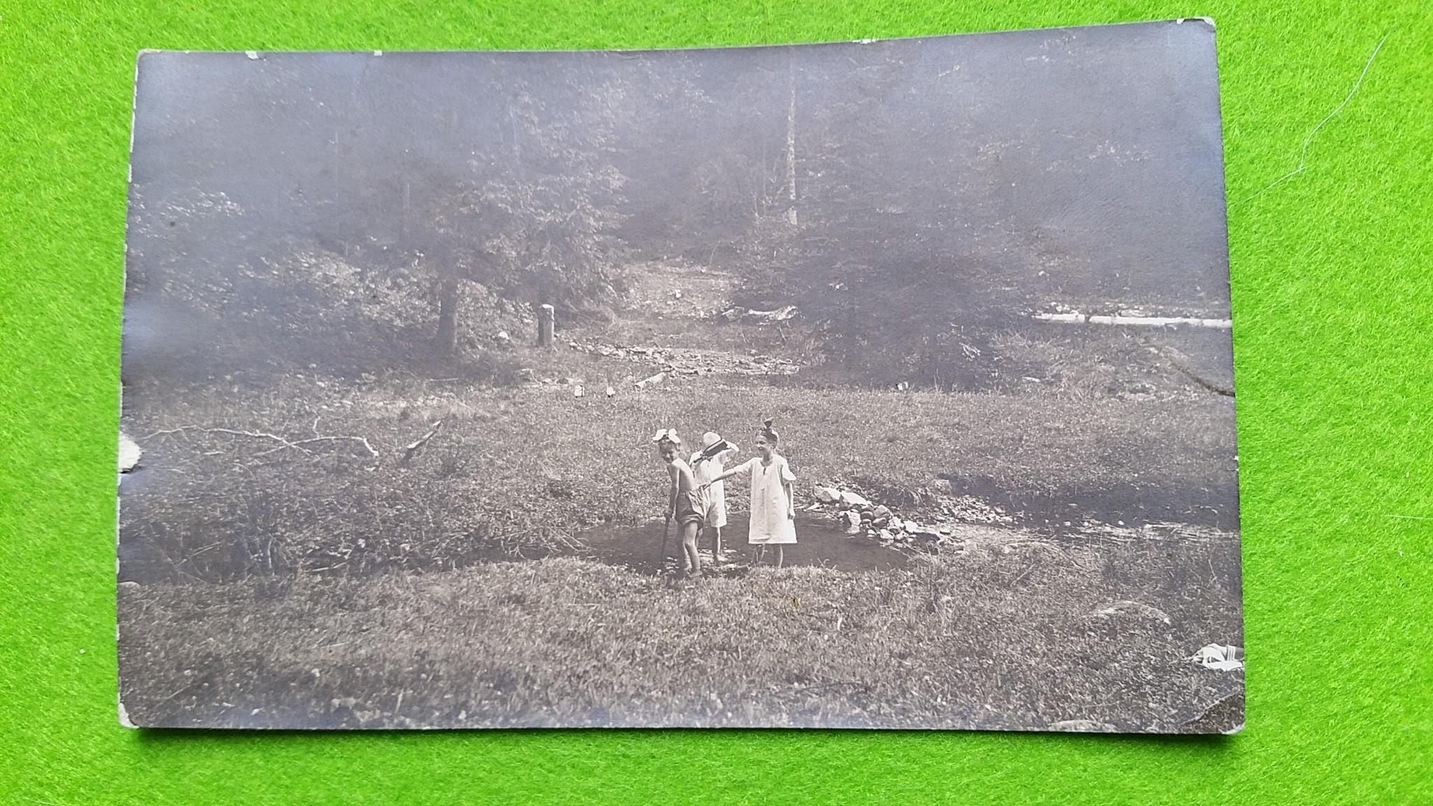 Badespaß, Erfurt Steiger, 1916 oder 1917