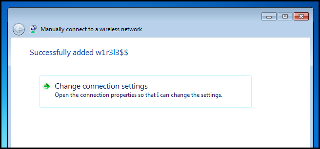 how to change network 3 to network 1