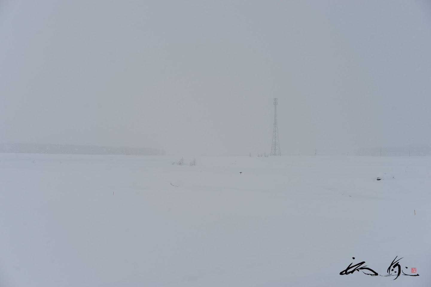 北竜町碧水地区