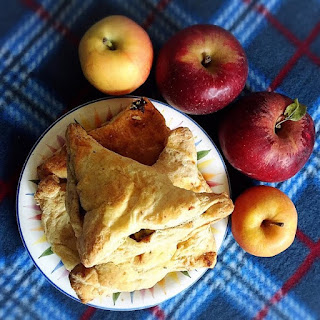 Apple Turnover With Cream Recipes