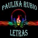 Paulina Rubio Letras icon