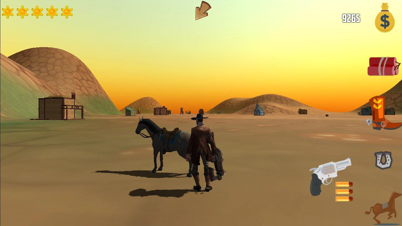 New Western Modern- screenshot