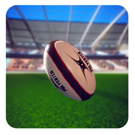 Finger Rugby Kick Flick