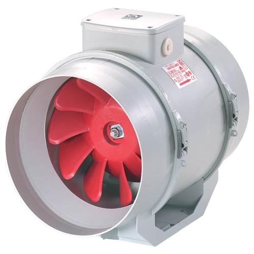 Канальный вентилятор Vortice LINEO 150 V0 Монтаж оборудования. Доставка по  Украине.