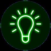 Flashlight Widget App (Torch)(One Click/One Touch)