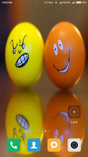 Emoji Wallpaper Screenshot
