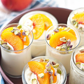 Peaches 'n Cream Mousse