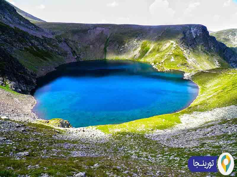 دریاچه سون ریلا صوفیه