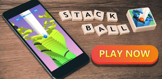 Stack Ball - Blast through platforms APK