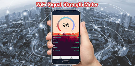 WiFi Signal Strength Meter Pro (no Ads) - Apps on Google Play