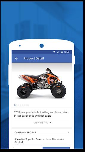Alibaba Expo screenshot 1