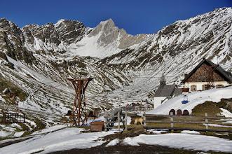 Photo: Schneeberg um 16.30 Uhr (+11 Grad)