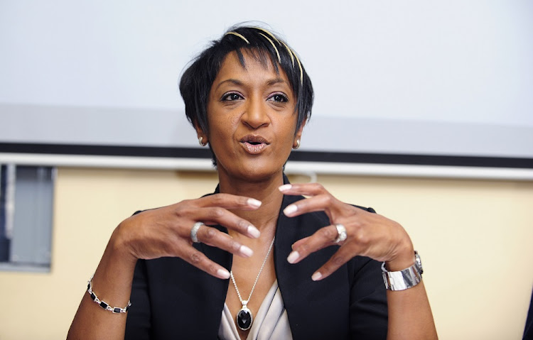 Kalyani Pillay. File photo: RUSSELL ROBERTS