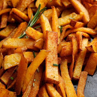 Smoked Paprika Oven Fries