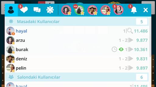 Okey Online android2mod screenshots 3