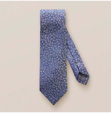 ETON Jazz blue flower tie