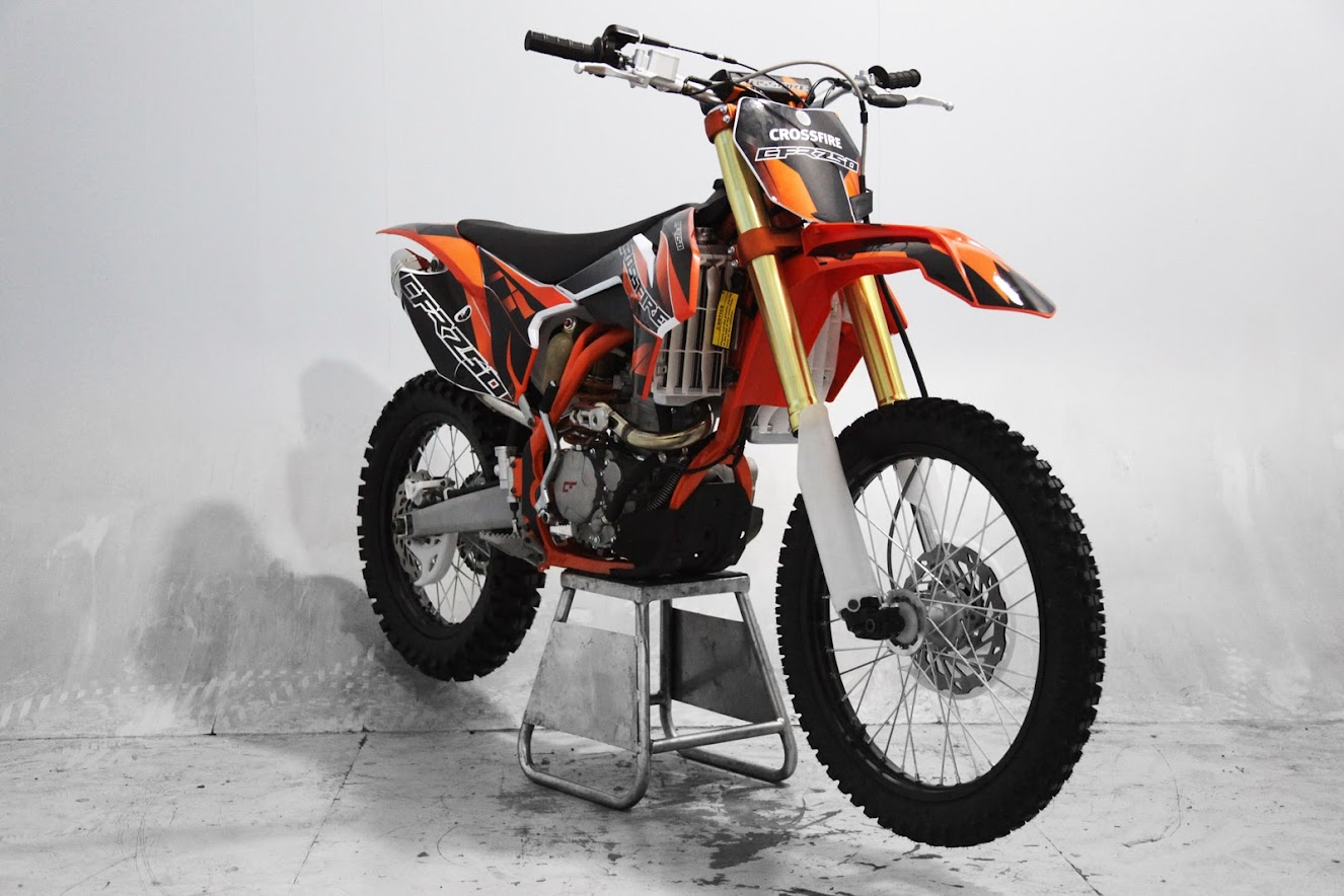 250cc CFR250 dirt bike off road dirtbike motorcycle motorbike for sale sydney australia cheap sale