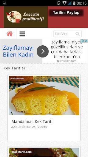 玩免費遊戲APP|下載Pratik Yemek Tarifleri app不用錢|硬是要APP