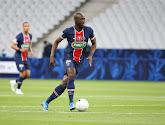 Danilo Pereira définitivement recruté par le PSG