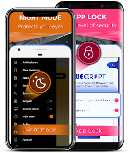 Wecript Incognito Browser App Download For Android and iPhone 2