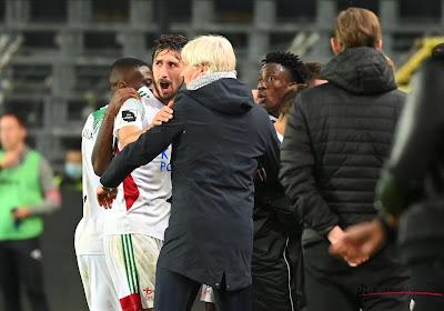 """""""Nous étions plus fort mentalement qu'Anderlecht"""" : Marc Brys a presque ... des regrets"""
