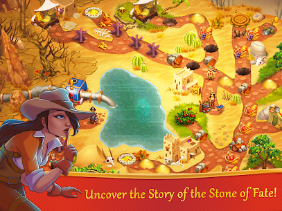 Alicia Quatermain 2: The Stone of Fate MOD (Unlimited Money) 9