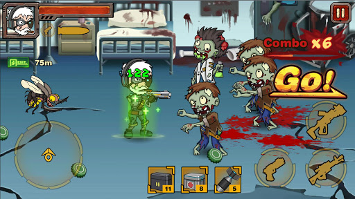 War of Zombies - Heroes 1.0.1 screenshots 21